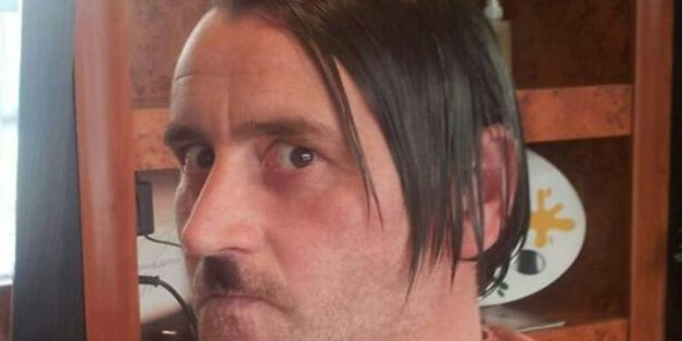Pegida: Hier macht Lutz Bachmann einen auf Hitler