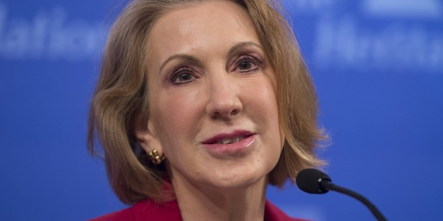 Carly fiorina plastic surgery