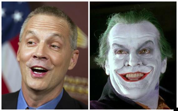 the joker jack nicholson