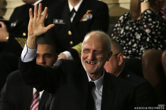 state of the union alan gross