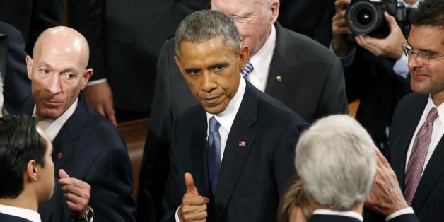 """Obama's """"Epiphany"""""""