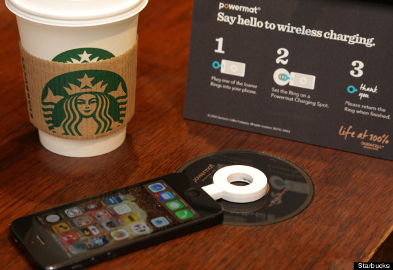 starbucks wireless dongle