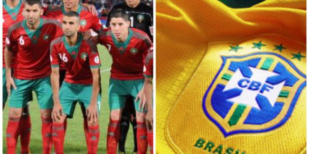 Foot: Le Brésil ne viendra pas à Agadir