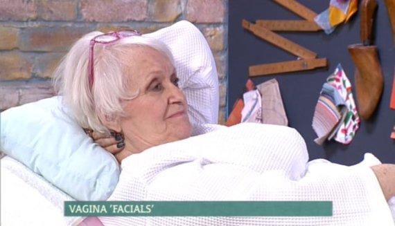 vagina facial