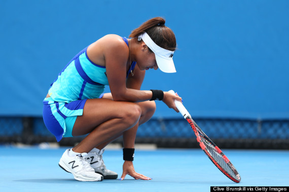 heather watson australian open