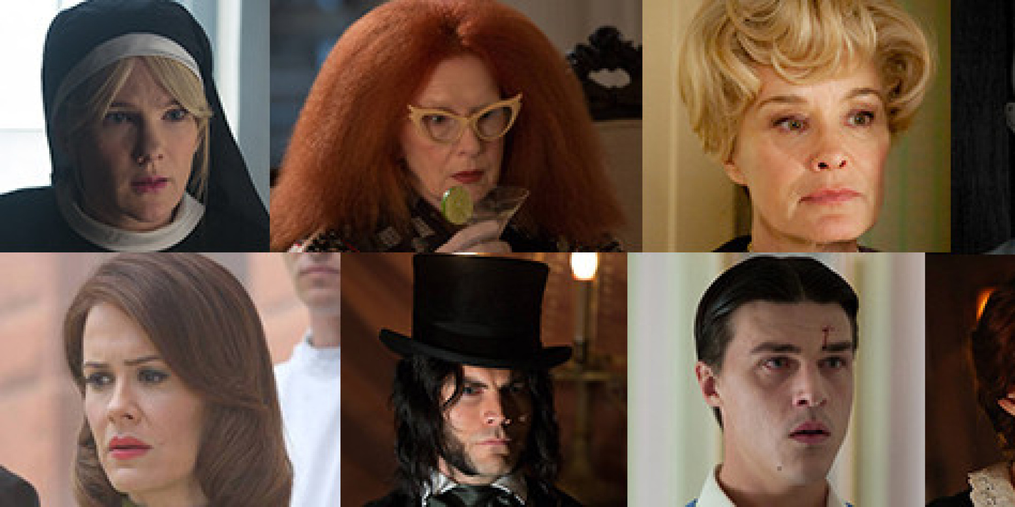 ranking 25 of the best american horror story characters ever