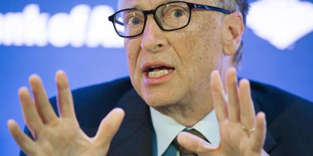 """Bill Gates warnt """"Terror ist die Ursache für Ausbreitung der Kinderlähmung"""""""