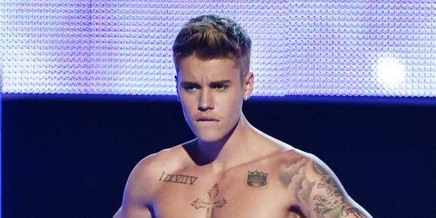 Justin Bieber redet über seinen Schrumpfpenis