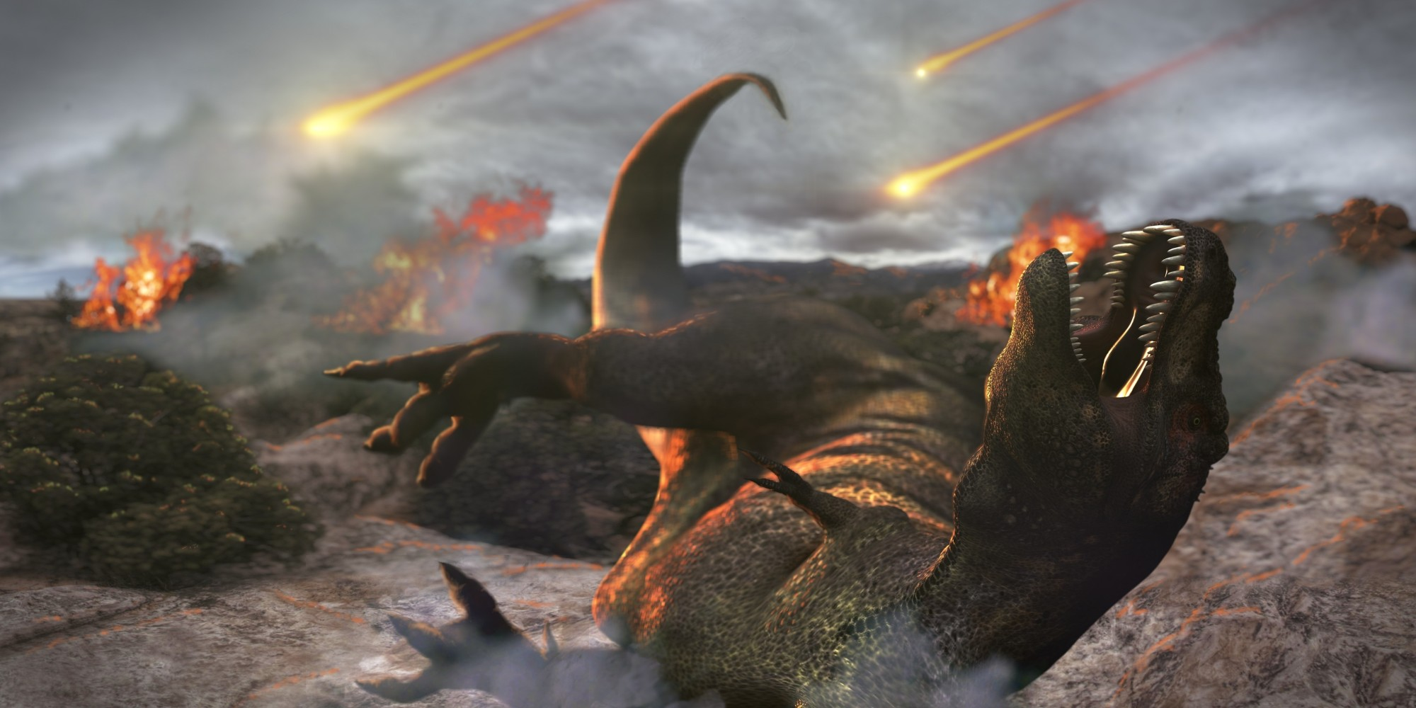Dinosaur-Killing Asteroid May Not Have Fueled Global ...