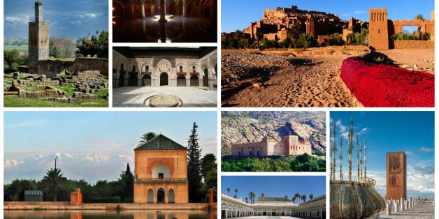 Maroc: 18 sites historiques à visiter absolument (PHOTOS)