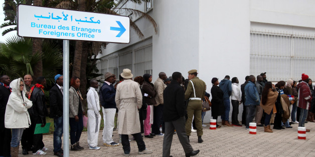 Le SOS des associations d'aide aux migrants lancé au gouvernement marocain