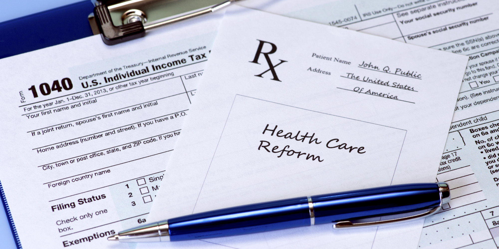 Here's How Obamacare Is Going To Affect Your Taxes | HuffPost