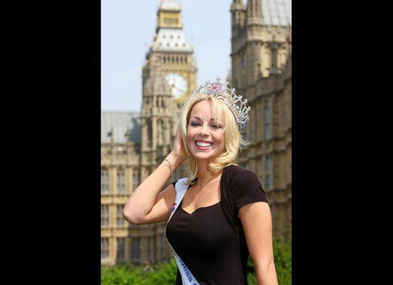 miss great britain party