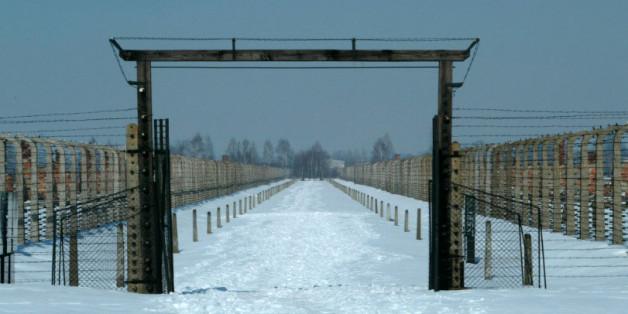 """Juste avant la libération d'Auschwitz, les témoins racontent les """"marches de la mort"""""""