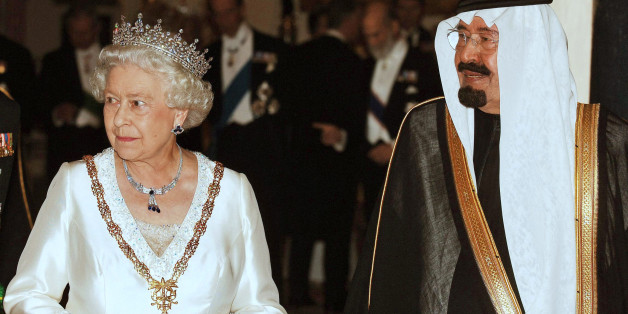 Queen Elizabeth Once Took King Abdullah For A Drive Proved Shes Badass