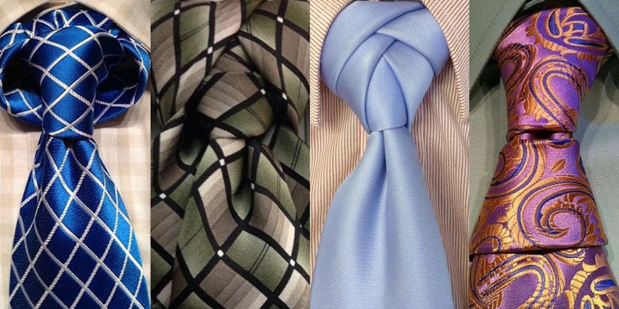 30 different ways to tie a tie that every man should know huffpost ccuart Gallery