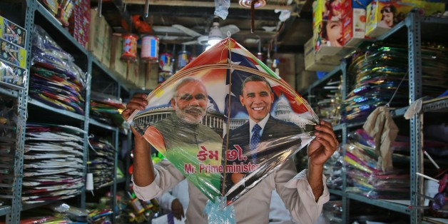 Why Obama Is Going to India