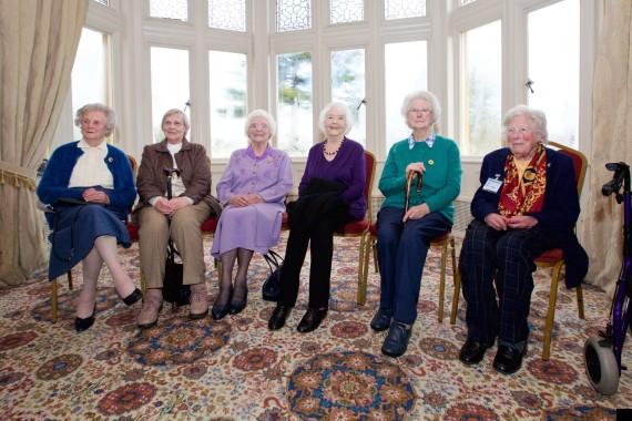 bletchley park women