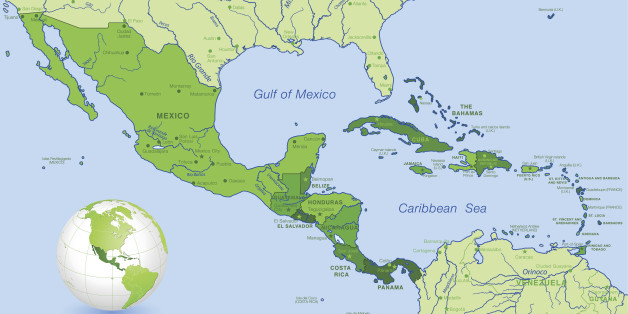 Map Of Cuba And Us Give U.S. Cuba Thaw a Chance | HuffPost Map Of Cuba And Us