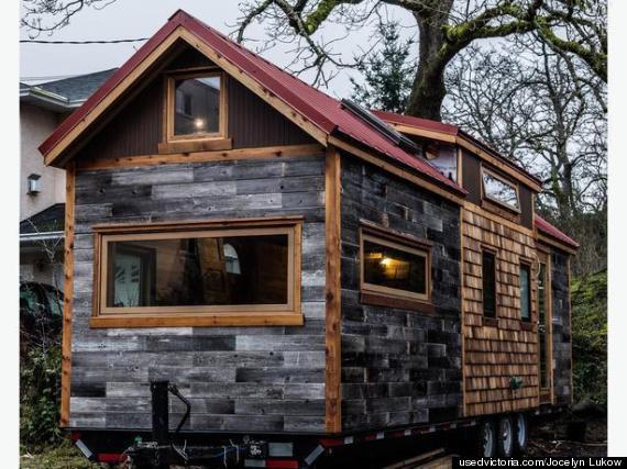 tiny house bc