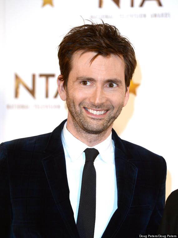 david tennant national television awards