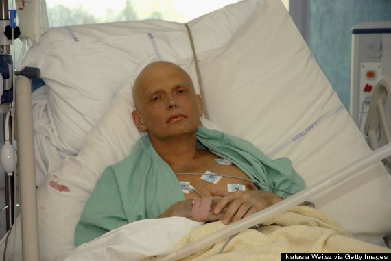 alexander litvinenko deathbed
