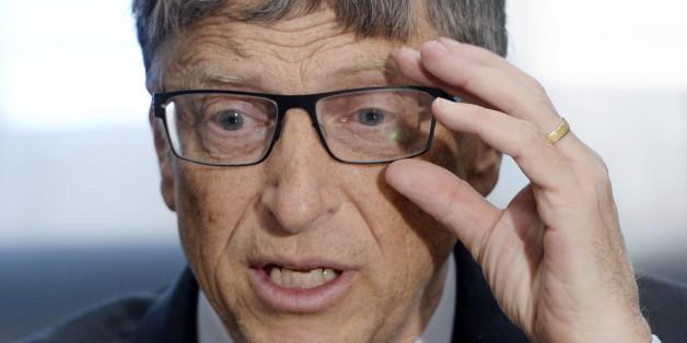 """Bill Gates: """"Wir brauchen eine Weltregierung"""""""