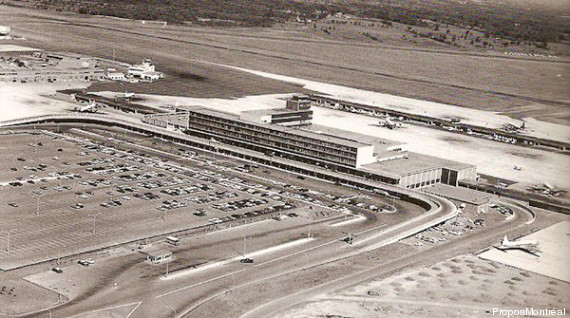 dorval airport