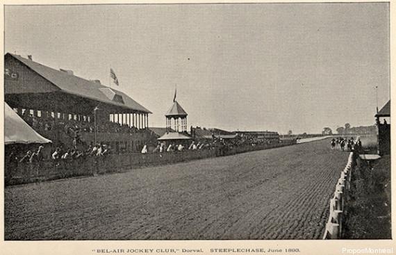 dorval jockey club