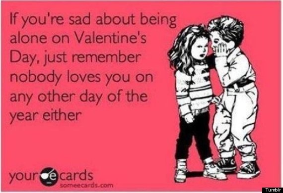 What to do if your lonely on valentines day