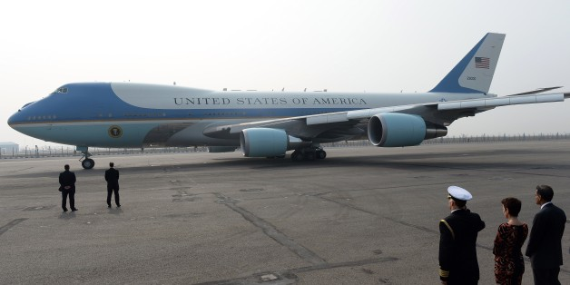 747-8 air force one