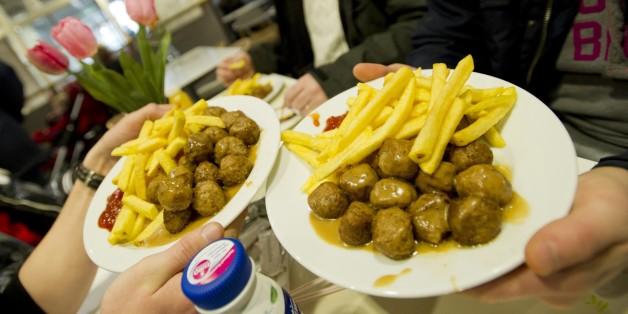 Bei Ikea soll es bald vegane Köttbullar geben