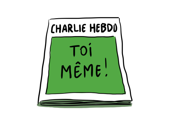 dessin charlie huston