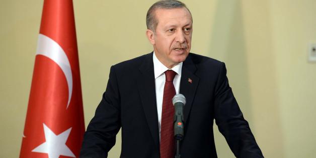 Ο Τούρκος πρόεδρος, Ρετζέπ Ταγίπ Ερντογάν (Φωτογραφία Αρχείου)