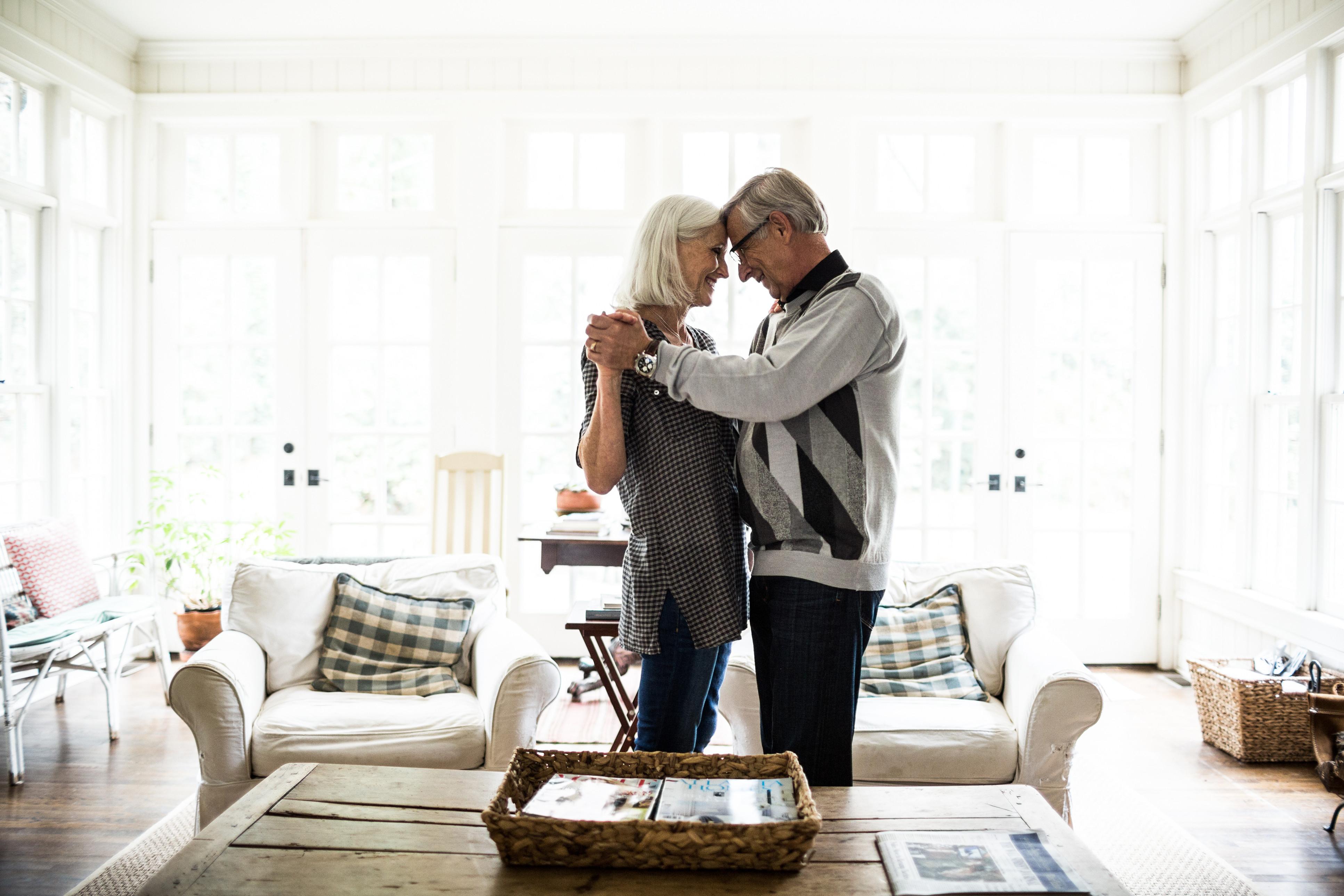 Sex in the elderly
