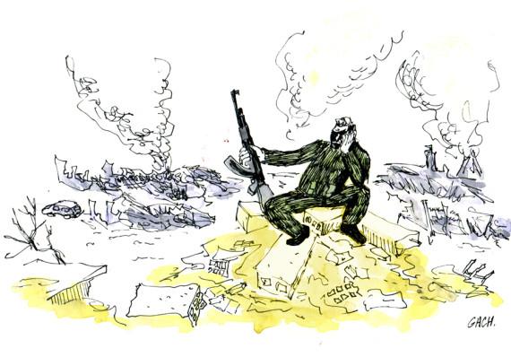 dessin kobane