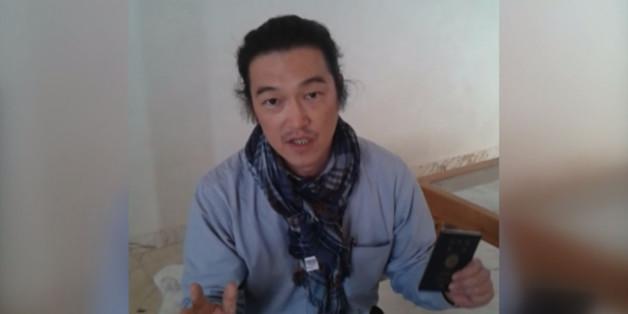 Wife Of ISIS Captive Kenji Goto Breaks Silence