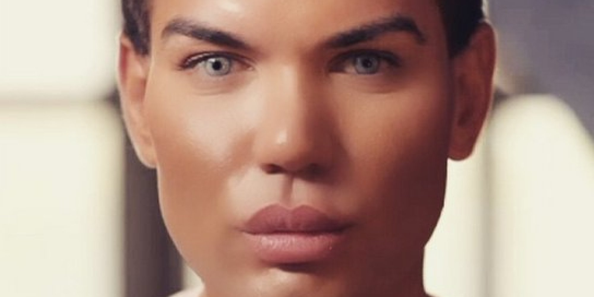 Meet Rodrigo Alves The New Human Ken Doll Huffpost