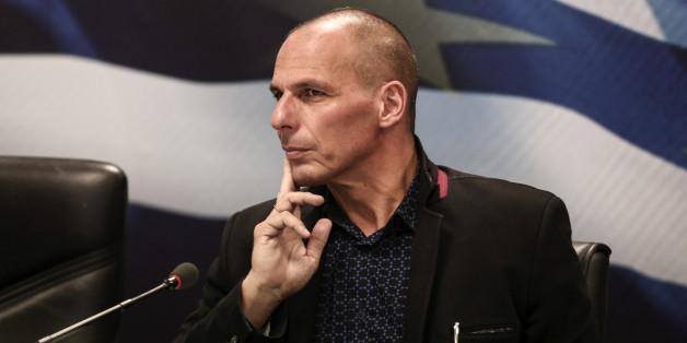 Read The Daily Blog Of Greece's 'Erratic Marxist' Finance Minister Yanis Varoufakis