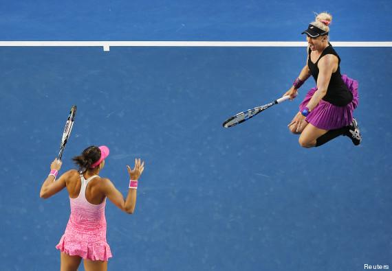 joueuses tennis