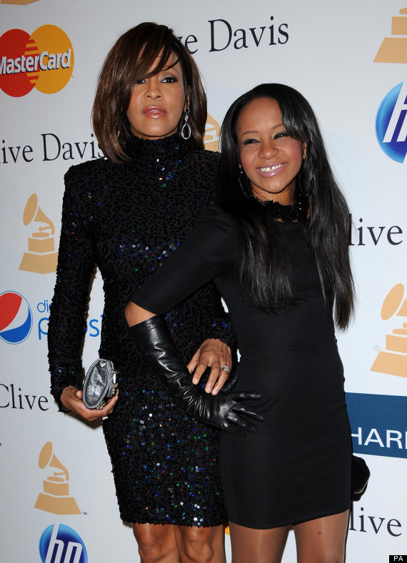 Whitney Houston's Daughter, Bobbi Kristina Brown Found Unresponsive, Rushed To Hospital