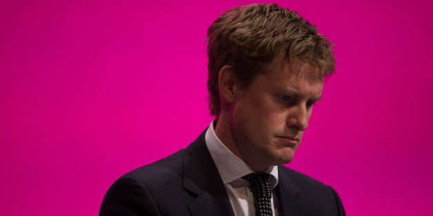 MANCHESTER, ENGLAND - SEPTEMBER 21:  Tristram Hunt, Shadow Secretary of State for Education, listens to the speeches on the opening day of the Labour Party Conference on September 21, 2014 in Manchester, England. The four-day annual Labour Party Conference officially opens in Manchester today and is expected to attract thousands of delegates with keynote speeches from influential politicians and over 500 fringe events.  (Photo by Oli Scarff/Getty Images)