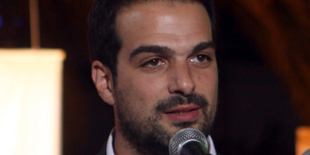 Ο κυβερνητικός εκπρόσωπος, Γαβριήλ Σακελλαρίδης