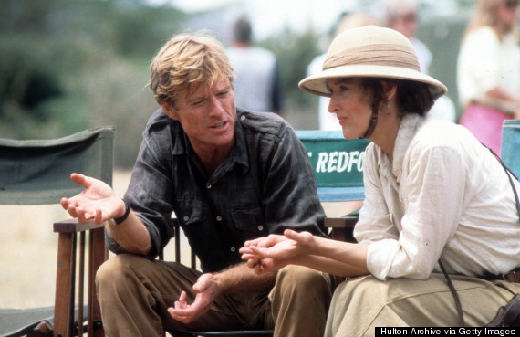 meryl streep out of africa movie