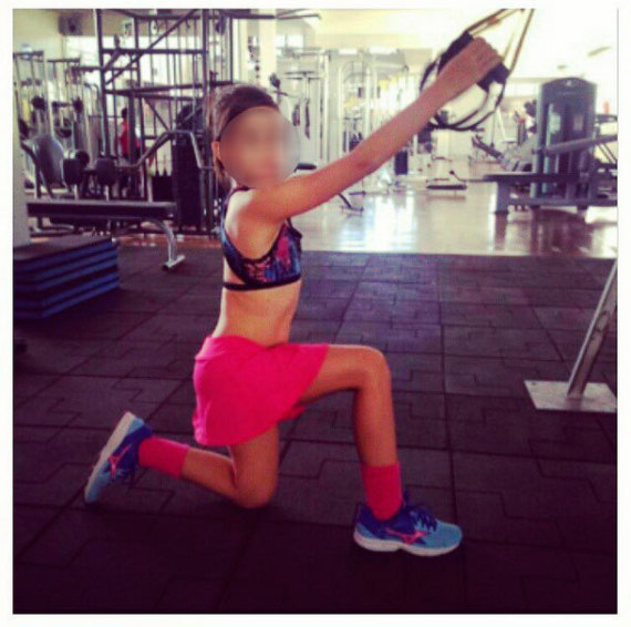 blogueira fitness