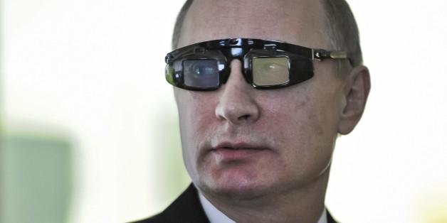 Putin tar kontroll over frivilligorganisationer