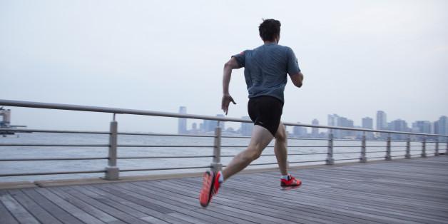 Courir permet de vivre plus longtemps, à condition de le faire avec modération
