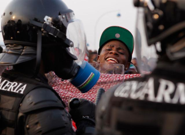 equatorial guinea police