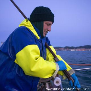 raquel pescadora
