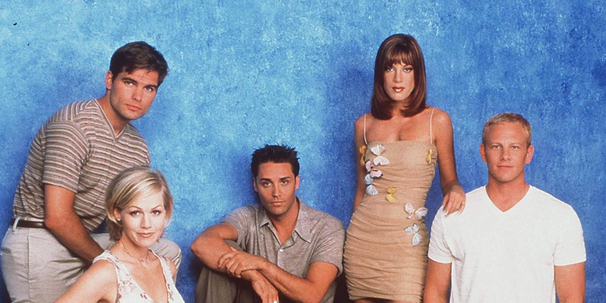 Ian Ziering Planned A 'Beverly Hills, 90210' Reunion, But ...